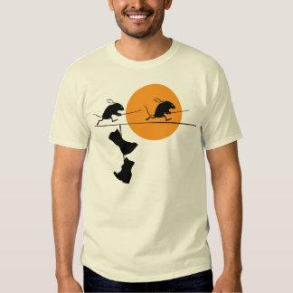 Evolutionary Mice Ninjas Tshirts