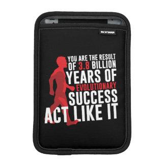 Evolutionary Success iPad Mini Sleeve