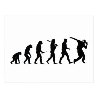 EvolutionDance Postcard