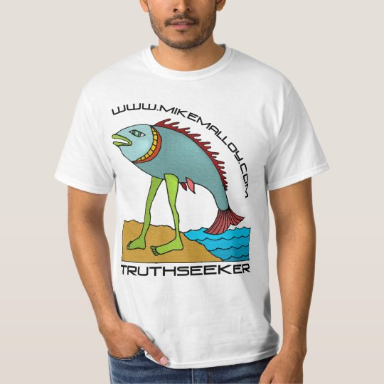 EVOLUTIONIST  TRUTHSEEKER T-Shirt