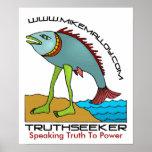 EVOLUTIONIST TRUTHSEEKERS POSTER
