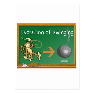 evolutionofswinging png postcards