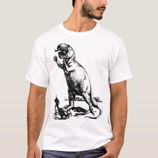 Evolution's Dinosaur T-Shirt