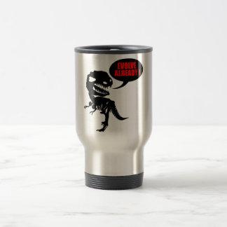 Evolve already travel mug