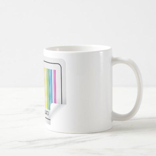 evolve barcode mug