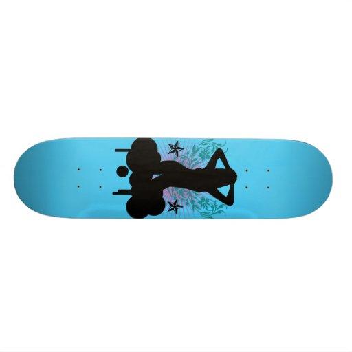 EvolvE Blue Balls Skate Decks