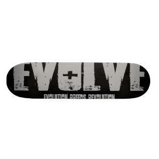 Evolve Breeding Skateboard Deck