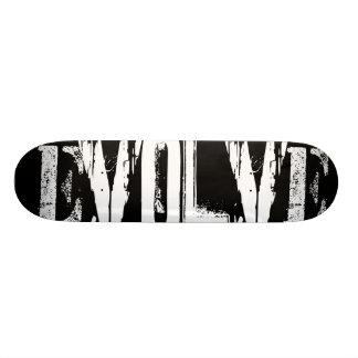 Evolve Broken Black Skate Decks