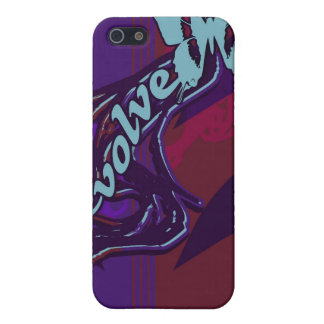 Evolve Butterfly iPhone 5 Covers