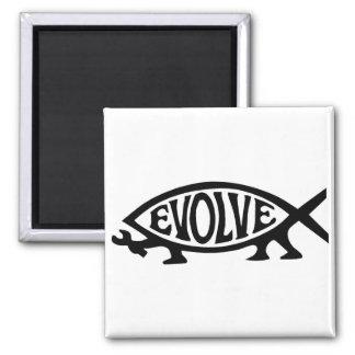 Evolve Fish Magnet