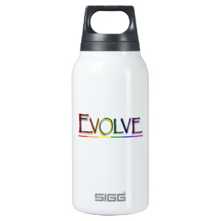 Evolve Gay Insulated Water Bottle