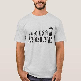 Evolve Hot Dog Vendor T-Shirt