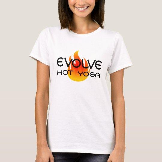 Evolve Hot Yoga Tee