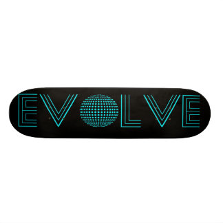 Evolve Madonna Black Skate Deck