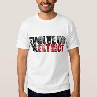 Evolve or Be Extinct T-Shirt