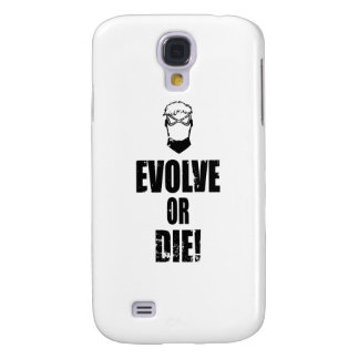 Evolve or Die! Galaxy S4 Cover