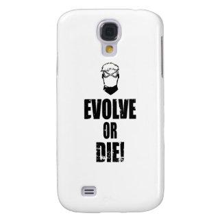 Evolve or Die! Samsung Galaxy S4 Case