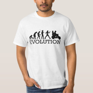 Evolve to Scooters Shirt