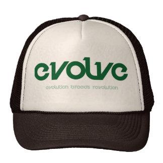 Evolve Tree Hugger Trucker Trucker Hat