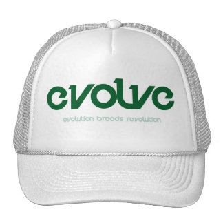 Evolve Trucker Eco Trucker Hat