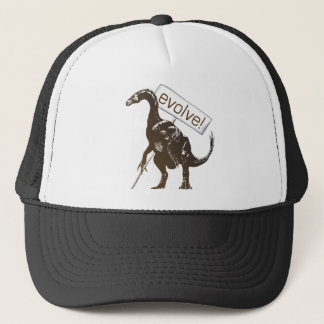 evolve! trucker hat