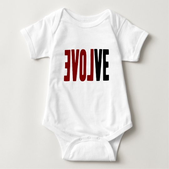Evolve with LOVE Baby Bodysuit