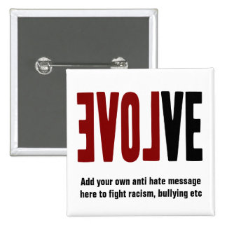 Evolve with LOVE Button