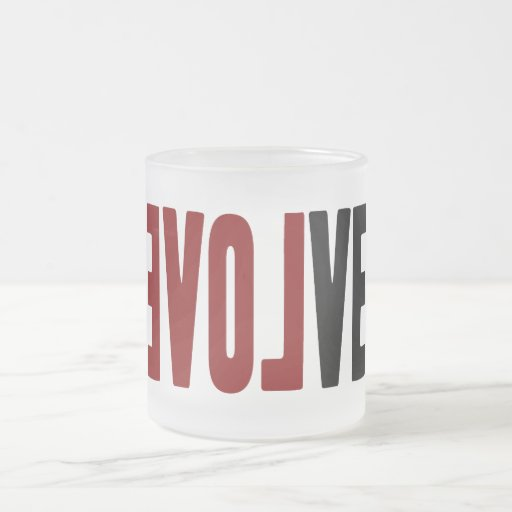 Evolve with LOVE Mugs
