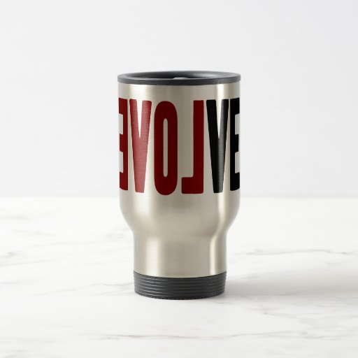 Evolve with LOVE Mug