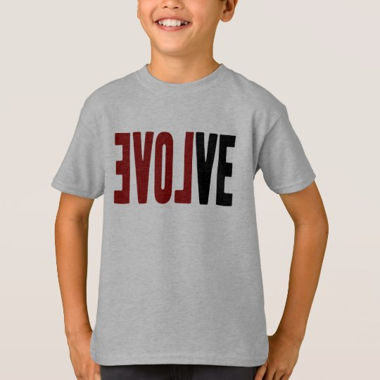 Evolve with LOVE T-Shirt