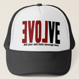 Evolve with LOVE Trucker Hat