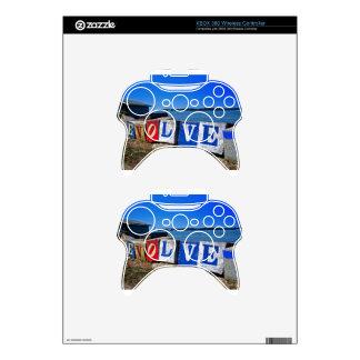 Evolve Xbox 360 Controller Skins
