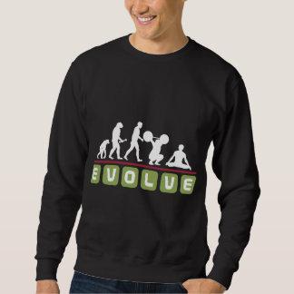 Evolve Yoga Black T-Shirt