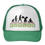 Evolve Yoga Gift Trucker Hat