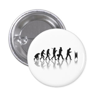 Evolved Humanist Button