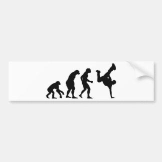 evolvewalk bumper sticker