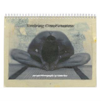 Evolving Consciousness Calendar