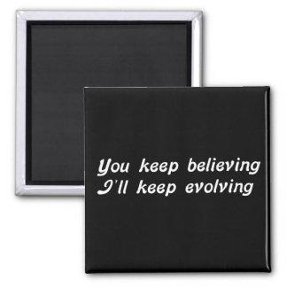 Evolving Magnet