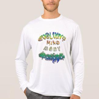 Evolving Mind Body Soul T Shirt