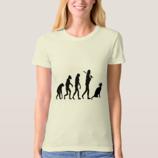 """Evoultion Cat """"We Believe""""-Funny Cat Lovers T-Shirt"""