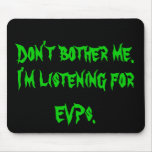 EVP pad Mouse Pads