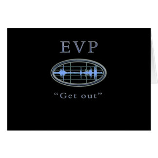 EVP products Card
