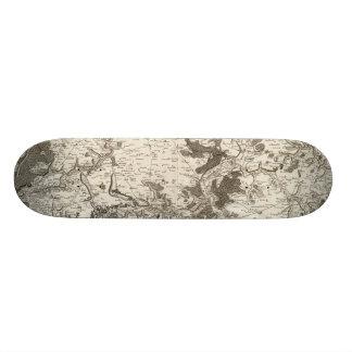 Evreux, Dreux Skateboard Deck