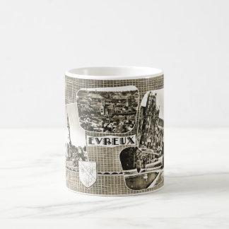 Evreux Classic White Coffee Mug