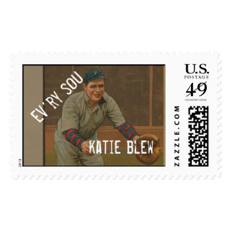 Ev'Ry Sou Katie Blew Postage