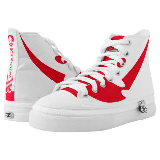 EW-SWITCHBLADE High Tops Printed Shoes