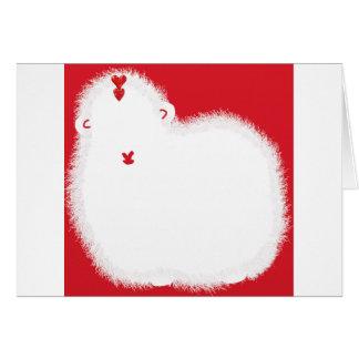 Ewe Are Beautiful Valentine's Day card