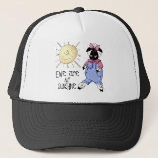 Ewe Are My Sunshine Hat