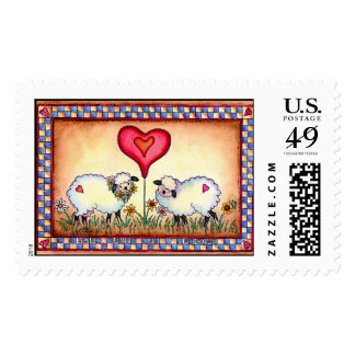 EWE ARE SEW SPECIAL  by SHARON SHARPE Stamp