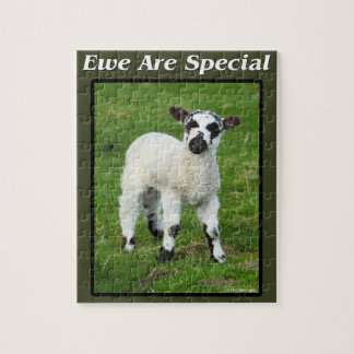 Ewe Are Special Jigsaw Puzzle